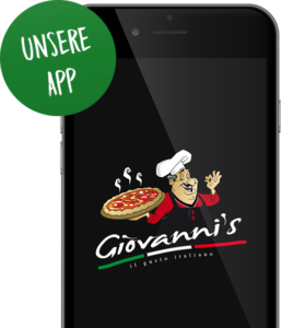 Giovanni's Pizza - Handy App